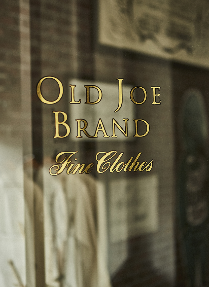ABOUT|OLD JOE